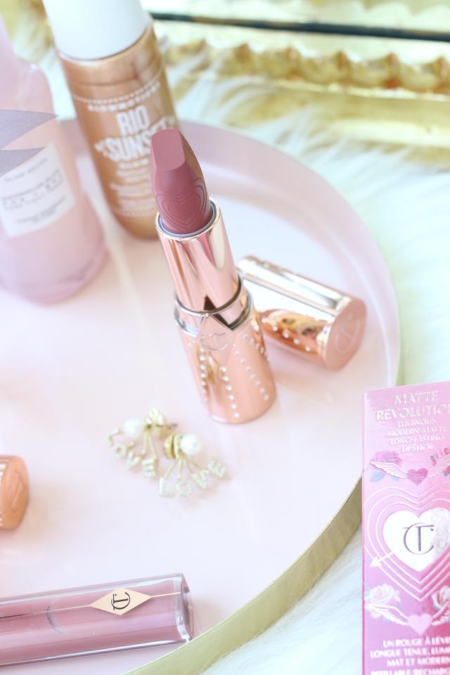 Charlotte Tilbury Look of Love Matte Revolution Lipstick: Wedding Belles