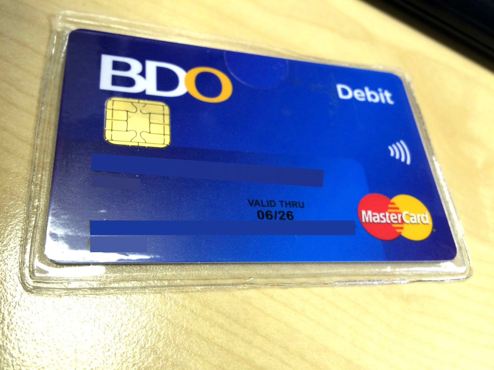 What You Need To Do If Your BDO ATM Card Was Stolen/Lost?