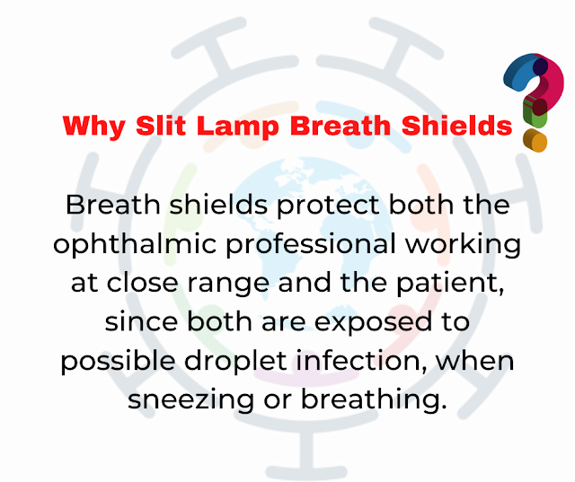 Breath shield importance