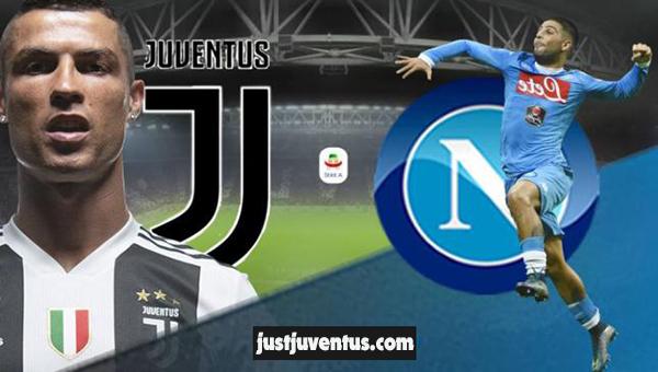موعد مباراة يوفنتوس ونابولي | القنوات الناقلة | تشكيل الفريقين