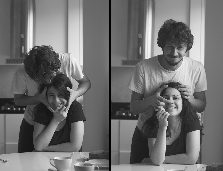Фото пары домашнее