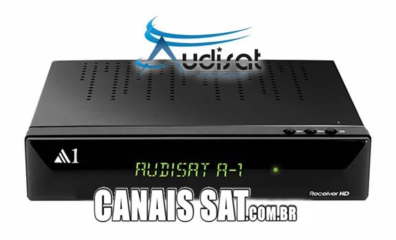 Audisat A1 Nova Atualização V1.4.07 28/02/2020