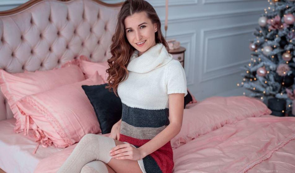 AlyssaMartin Model GlamourCams