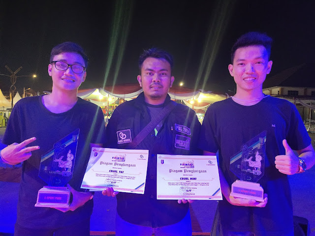 Juara Piala E-Sport Pekan Raya Berpesan Jangan Angap Remeh, Karena Banyak Prestasi dari Game
