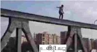 تفاصيل انتحار شاب  من اعلى كوبري الجامعه