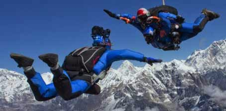 Sri Lanka first ever skydiving venture to be launched