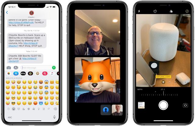تنزيل تطبيق فيس تايم Face Time للآيفون والآيباد برابط مباشر