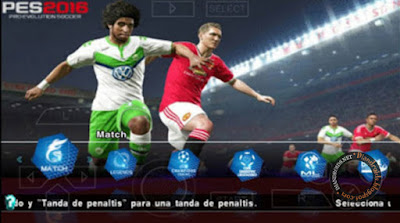 PES 2016 Patch ARMY16 ISO Winter Transfer