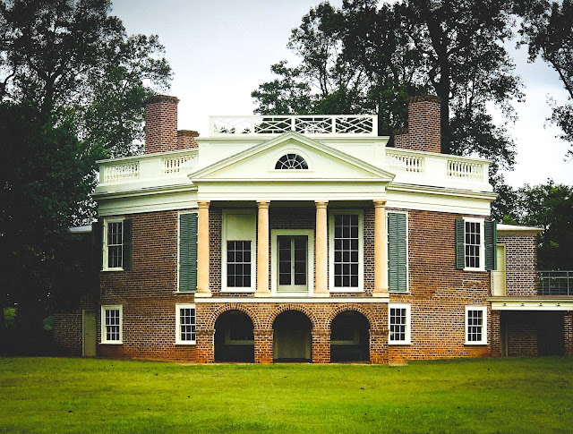 Explore the Most Private Retreat of Thomas Jefferson: Poplar Forest in Bedford, Virginia