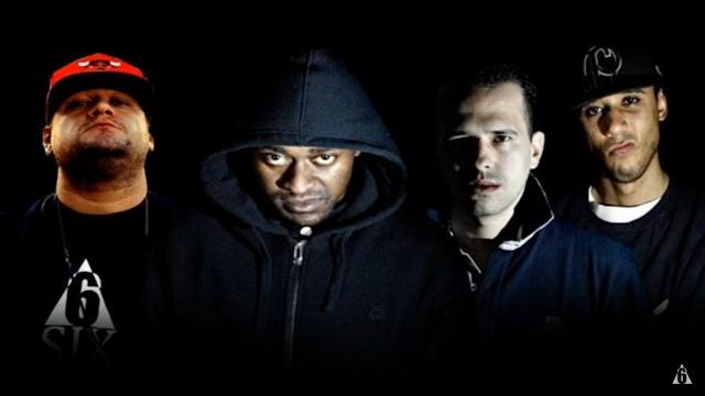 """Os manos do Sixface Mafia lançam o EP """"Liberdade Geo"""""""