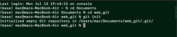 #3 Tutorial Git Membuat Project Dan Init Git Dengan Status