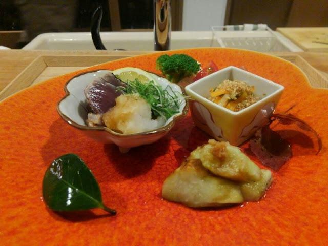 軽井沢 和食
