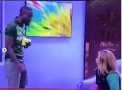 "#BBNaija: ""Be Confident, I Suppose Don Toast You"" - Omashola Advises Mercy (VIDEO)"