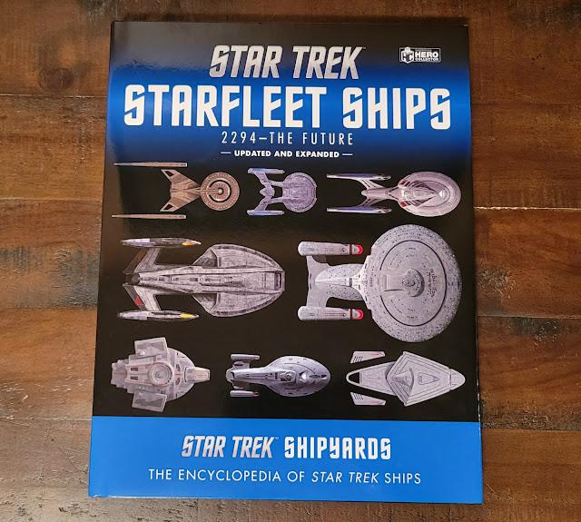 star trek spaceship encyclopedia