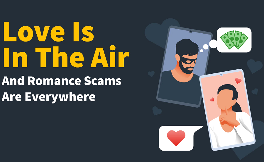 Signs of a Romance Scammer