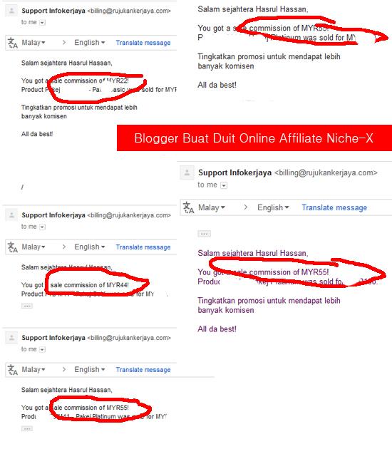 blogger buat duit online menerusi affiliate
