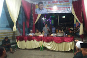 Lakukan Reses Anggota DPRD DKI Jakarta, Inggard Joshua Tampung Aspirasi Masyarakat Kelurahan Krendang