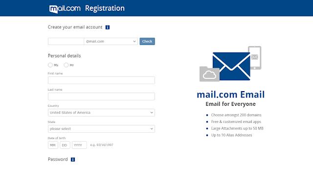 Cara Membuat Email Dengan Nama Domain Unik