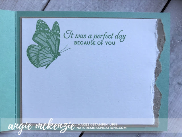 Global Creative INKspirations - New Annual Catalog | INSIDE:  Butterfly Wishes by Stampin' Up!® | Nature's INKspirations by Angie McKenzie