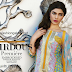 Firdous Embroidered Lawn Suits With Embroidered Chiffon Dupatta 2016-17 / Premium Embroidered Chiffon Dupatta Collection SS 16-17