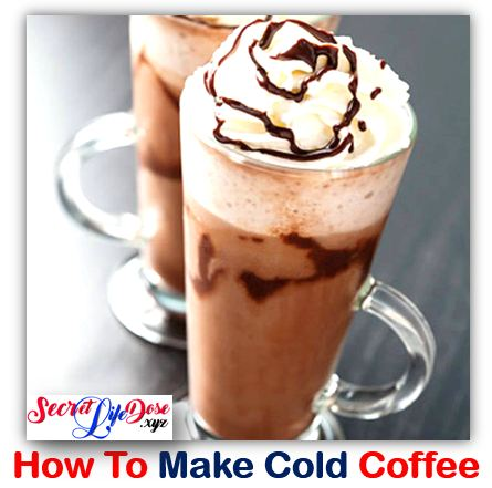 how to make cold coffee, What can you do with cold coffee?, how to make cold coffee with nescape, how to make cold coffee , sanjeev kapoor