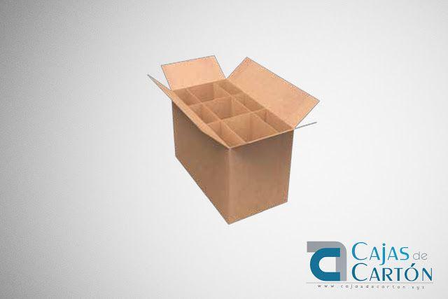 Divisiones de Cartón Corrugado