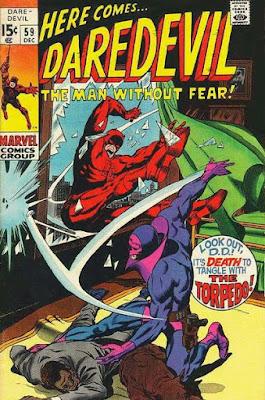 Daredevil #59, The Torpedo