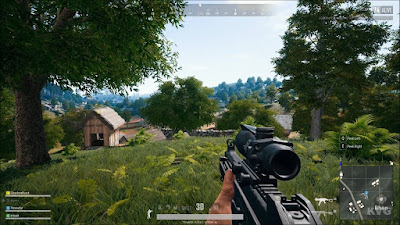 PUBG PC GAMEPLAY