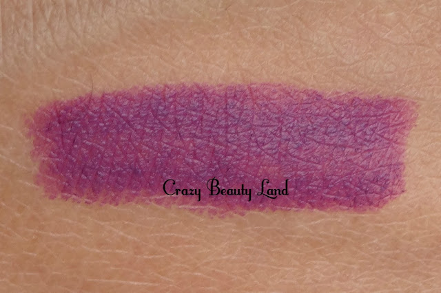 Revlon ColorBurst Matte Balm in Shameless Review Lip Swatches Online India