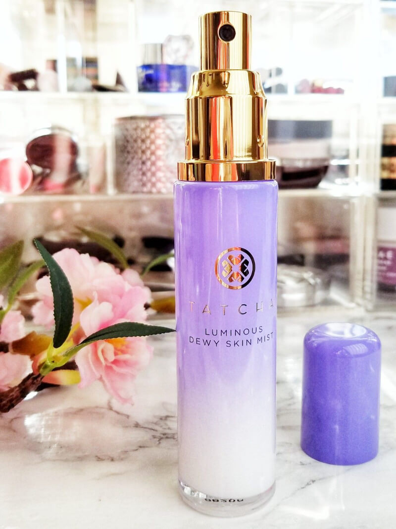 Tatcha Luminous Dewy Skin Mist is a Luxe Treat For Dry Skin 6