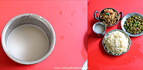 how to cook kerala matta rice in cooker