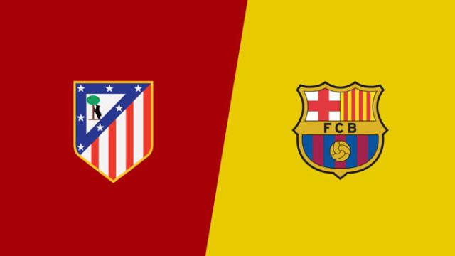 مشاهدة مباراة برشلونة واتلتيكو مدريد بث مباشر 30-6-2020 الدوري الاسباني