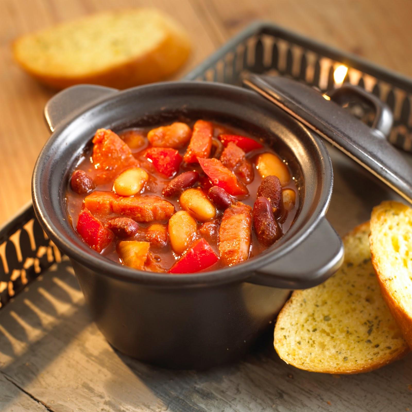 Lyle's Beany Goulash: Autumn Comfort Foods