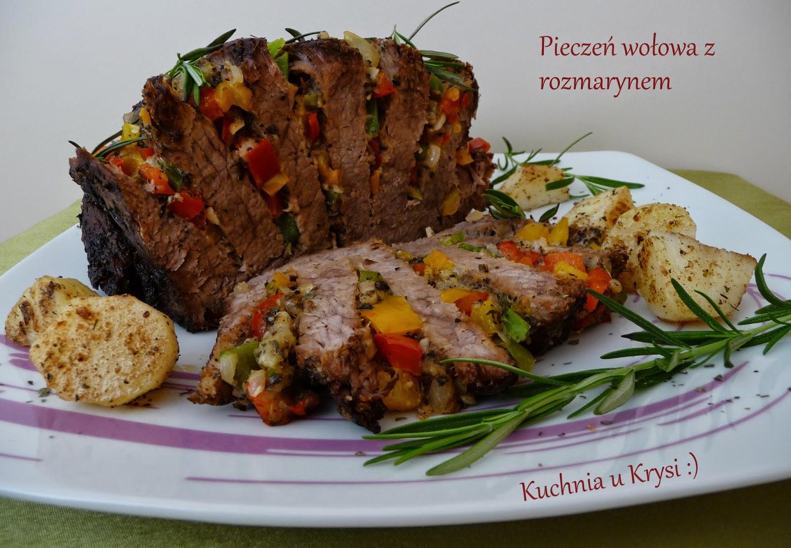 Kuchnia U Krysi Dania Mięsne