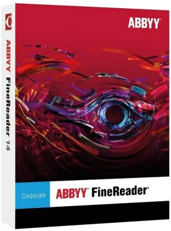 ABBYY FineReader 15.0.112.2130 Corporate poster box cover