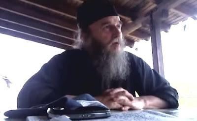 Ο Αγιορείτης Γέρων Νεκτάριος Το μασονικό κράτος έχει ημερομηνία λήξεως