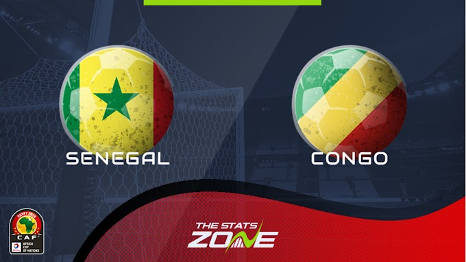 Watch Senegal vs the Congo - Africa Cup of Nations Qual live streaming
