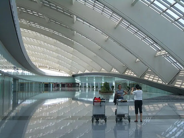 Beijing Capital International Airport, Beijing, China