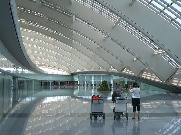 Beijing Capital International Airport, Beijing, China
