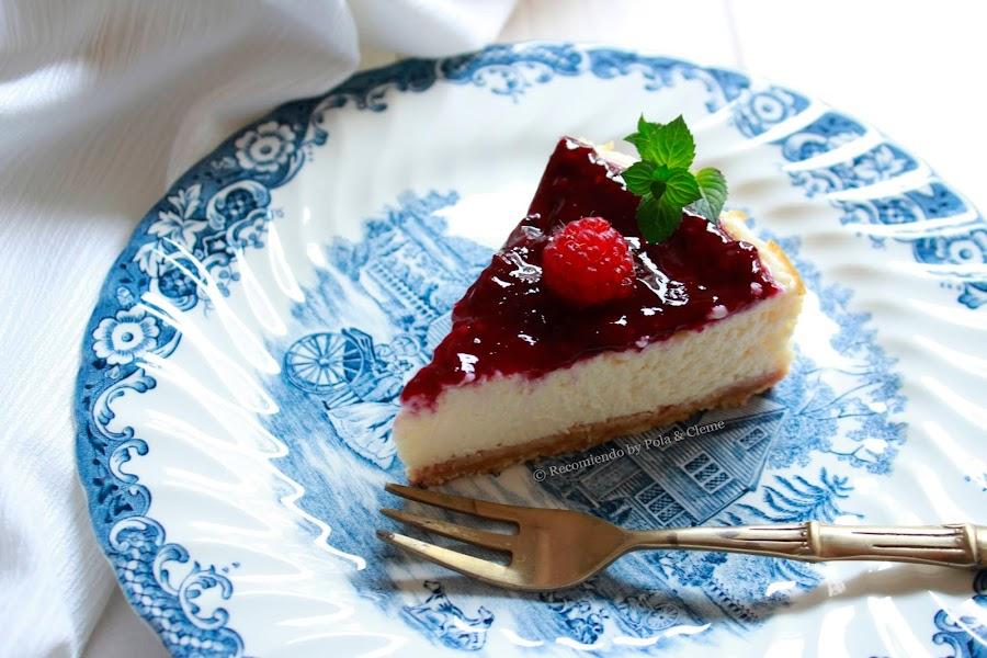 Cheesecake de Recomiendo by Pola & Cleme