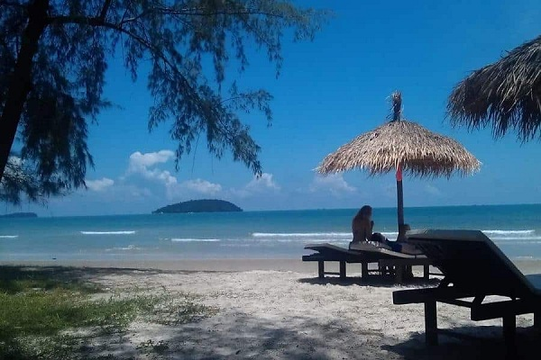 Sihanoukville - Cảng biển du lịch hấp dẫn