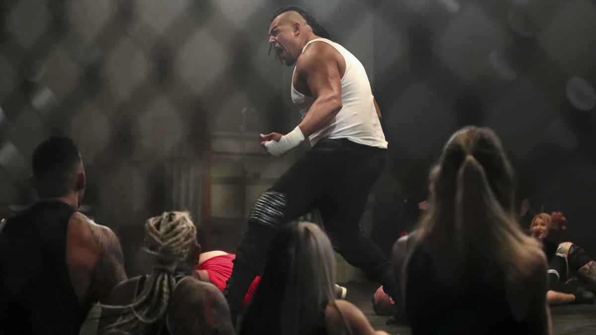 Dabba-Kato destrói Kevin Owens e Aleister Black no RAW Underground
