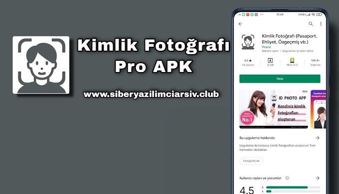 Kimlik Fotoğrafı v8.0.0 Pro APK