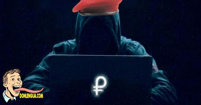 Chavistas utilizan redes sociales para estafar con Petros prometiendo cambiarlos por Dólares