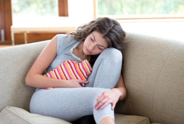 أهم اعراض الدورة الشهرية
