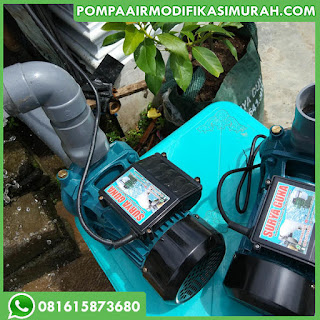 Modifikasi Sanyo Air Unggul
