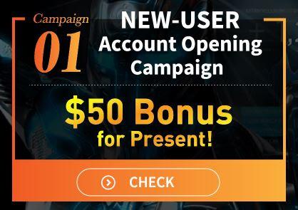 BigBoss $50 Forex No Deposit Bonus
