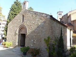 Ermita de Santa Eulàlia de Provençana (s.XI)