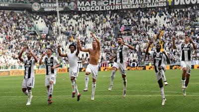 Cristiano Ronaldo Scores Juventus goal
