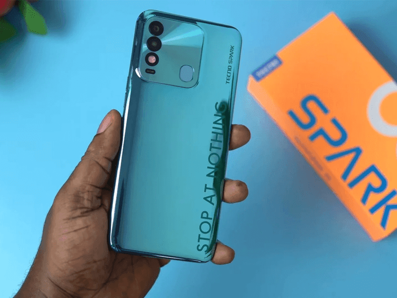 TECNO SPARK 8 with Helio P22 and 2GB RAM quietly launched in Nigeria!